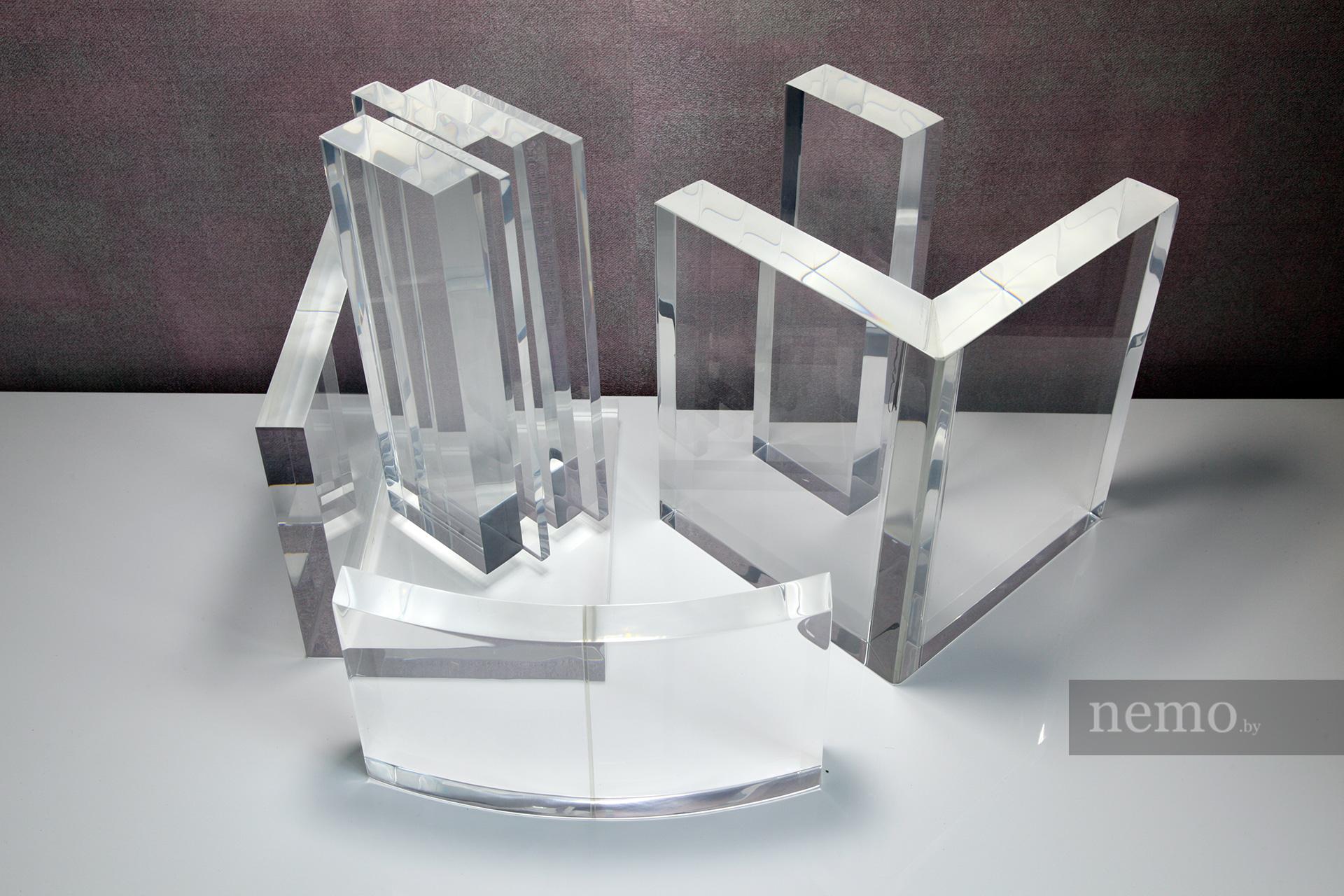 Акриловое стекло для аквариума