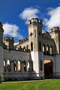 Замок Пусловского