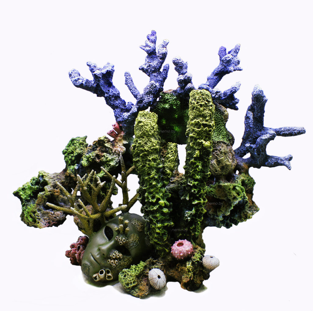 Рифовая скульптура