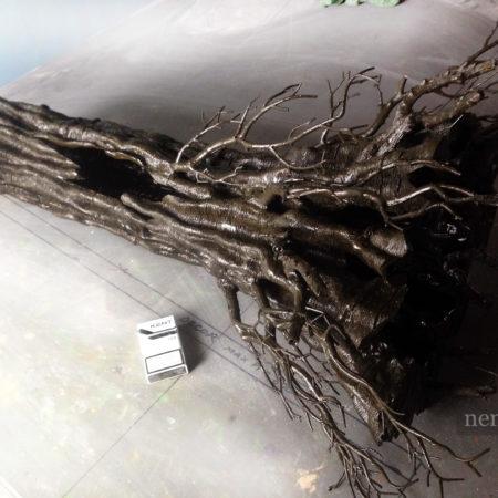 Ствол дерева для аквариума