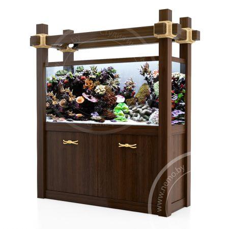 Этно стиль аквариума
