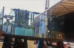 Ремонт аквариумов, восстановление, замена декораций.