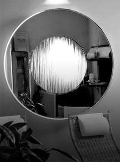 зеркальные водопады