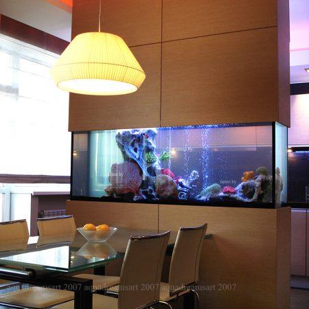 Аквариум представляет коллекцию Freestyle с широкими возможностями настройки дизайна.
