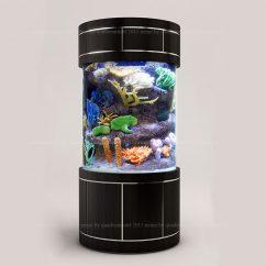 Проект аквариума цилиндра
