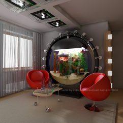 Проект аквариума AquaDreamsArt