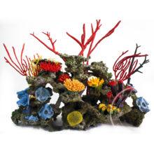 Искусственный коралловый риф для аквариума цена