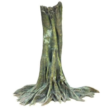 Искусственное дерево для большого аквариума