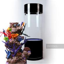 Стандартный цилиндрический аквариум