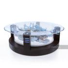 сухой аквариум стол с кораллами