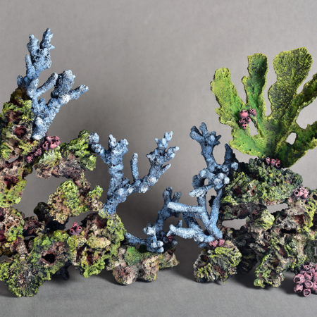 Коралловый риф декор