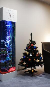 Интерьерный аквариум