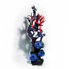 Риф для аквариума колонны