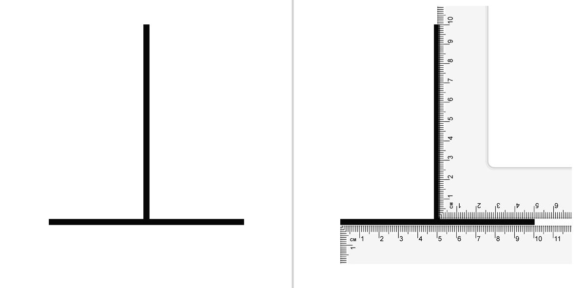 Переоценка вертикальных линий в проектировании аквариума