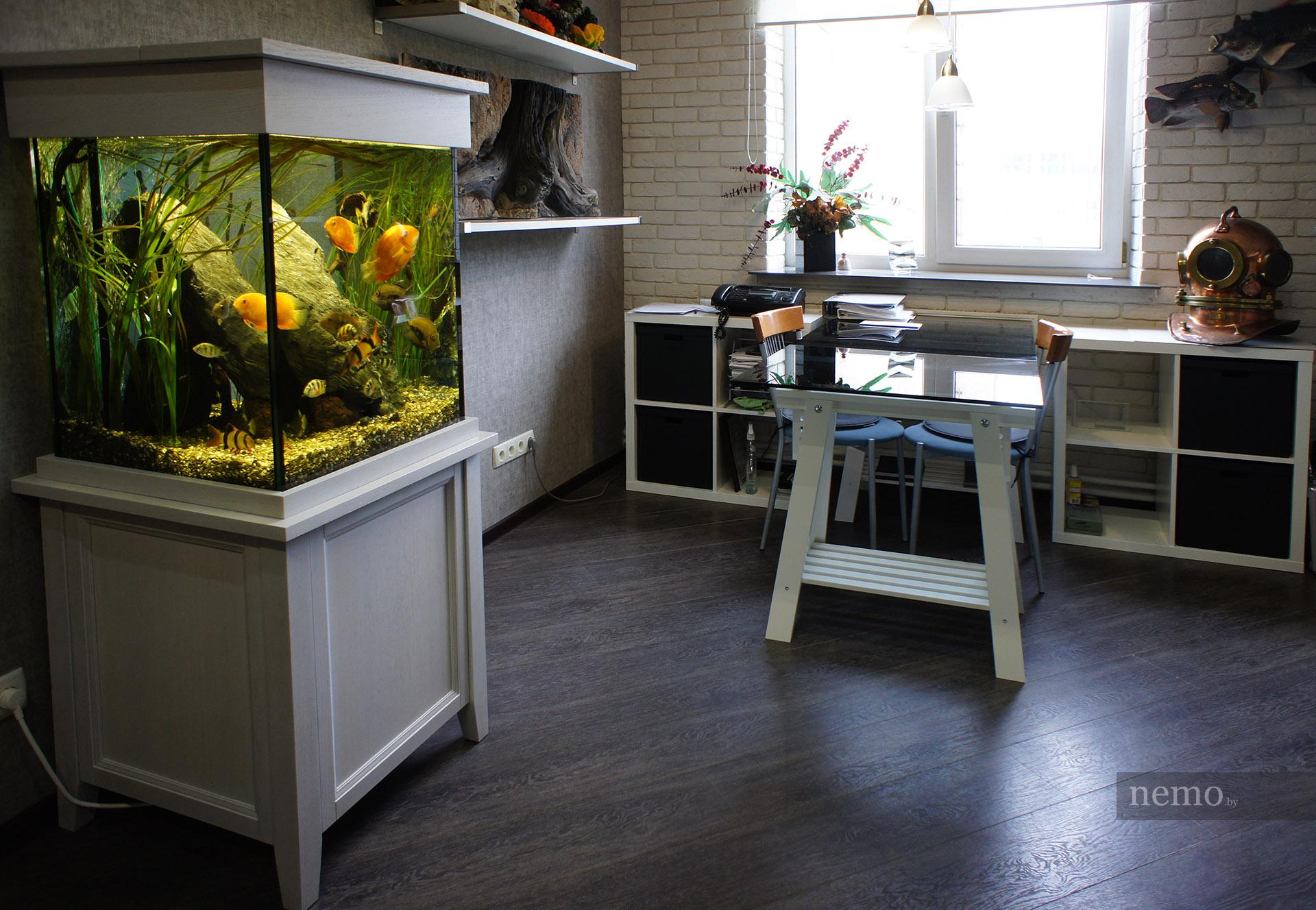 Кантри аквариум