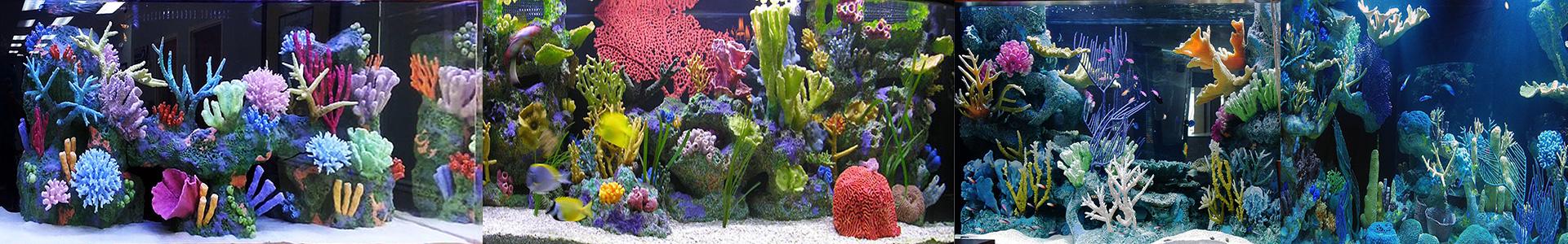 Коралловый риф для аквариума купить