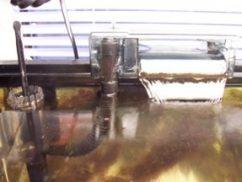 чистка фильтра мини море