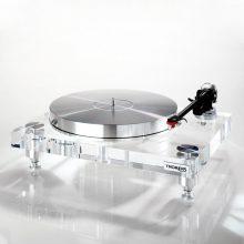 Прозрачные столы для виниловых проигрывателей
