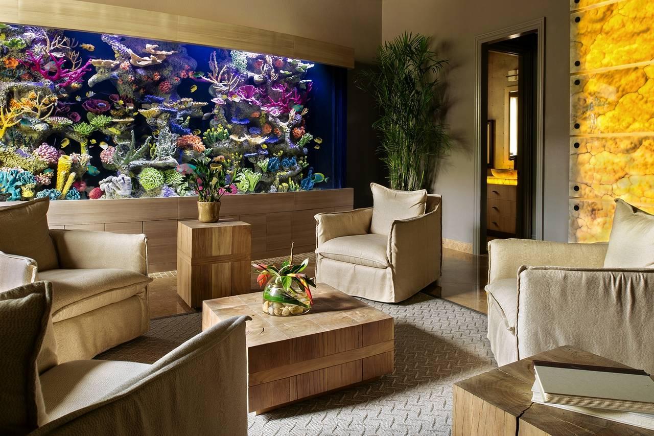 Самые дорогие аквариумы