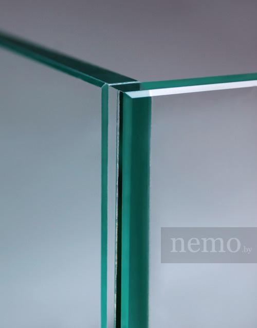 Обычное стекло аквариум