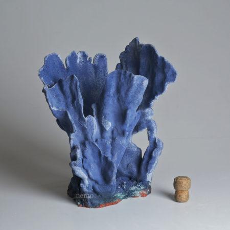 Синий коралл для аквариума