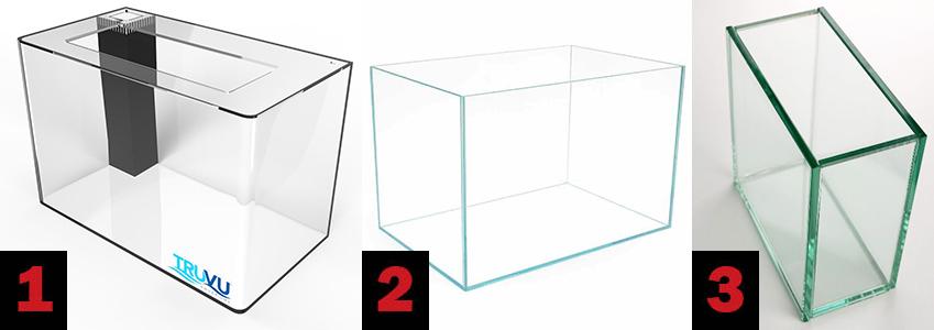 стекло или оргстекло?