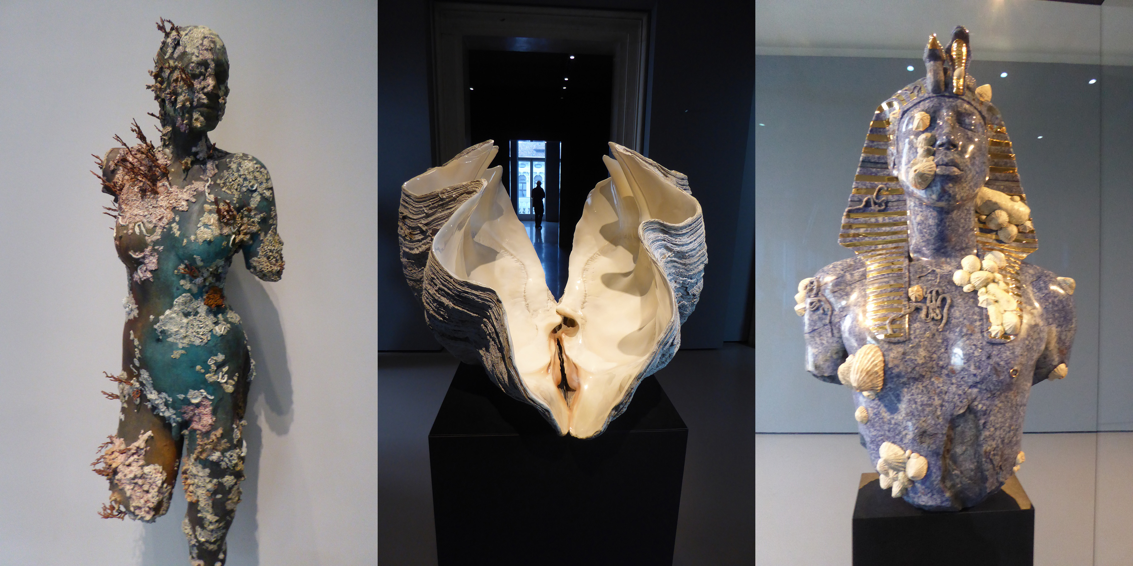 Артефакты британского художника Дэмиена Херста