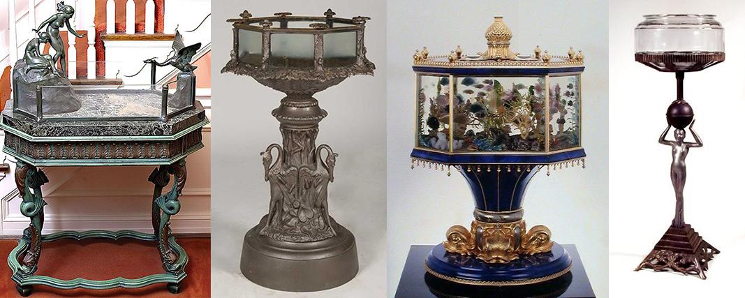 аквариум 19 век