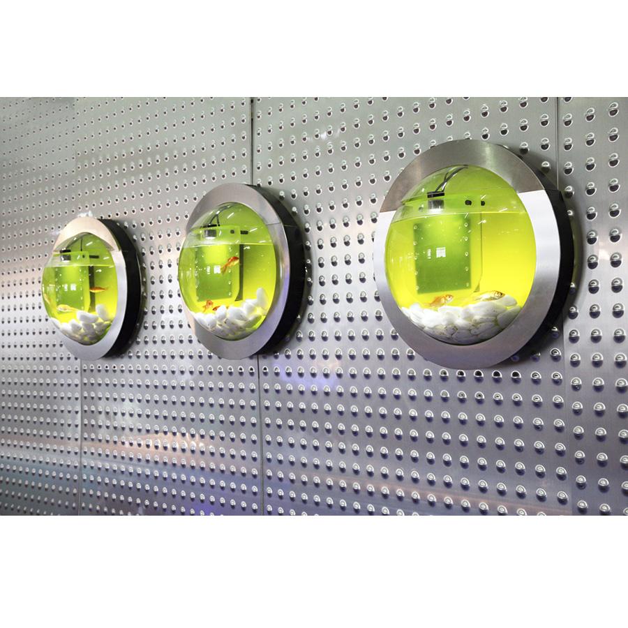 Настенный дизайнерский аквариум