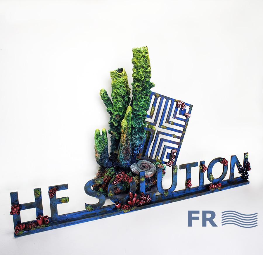 лого декорация